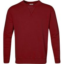 Sweat Garment Dye madder brown 001