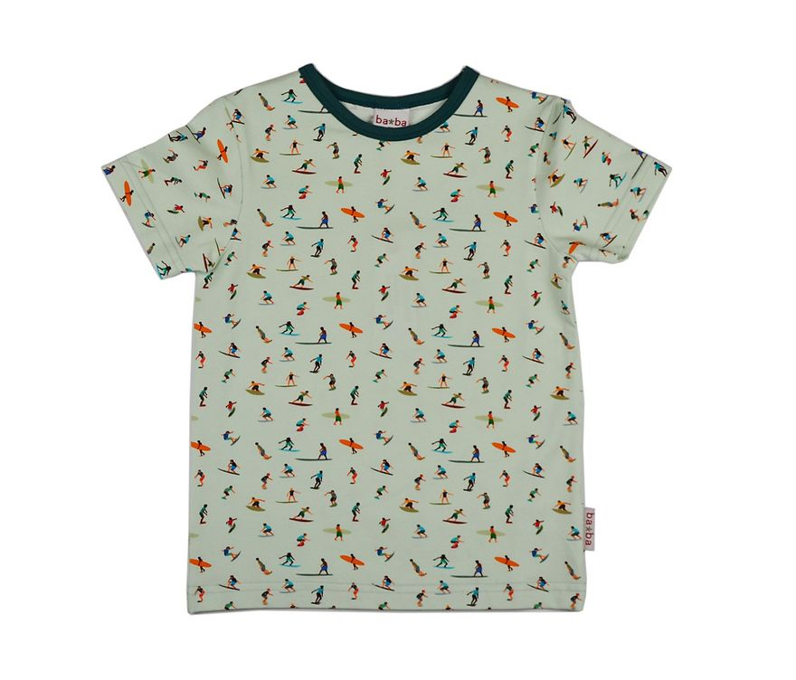 Surfer Kids T-Shirt Biobaumwolle