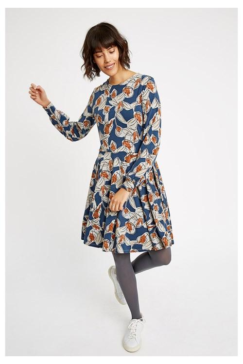 Annette Floral Dress – Bild 4