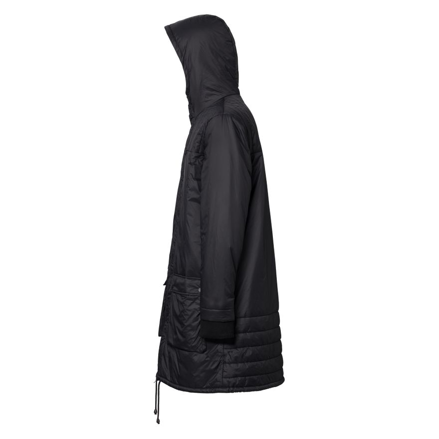TT2007 Kapok Parka Man Black 150gsm PETA-Approved Vegan – Bild 8