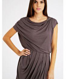 Vida Dress Grey 001
