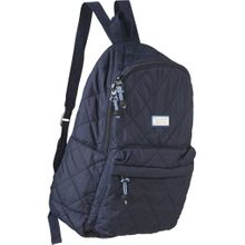 Quilted Backpack Total Eclipse 001