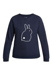 Bunny Embroidered Sweatshirt 001