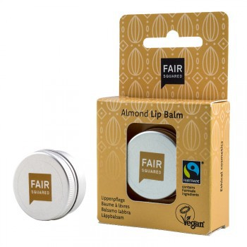 FAIR SQUARED LIP BALM ALMOND 12GR.