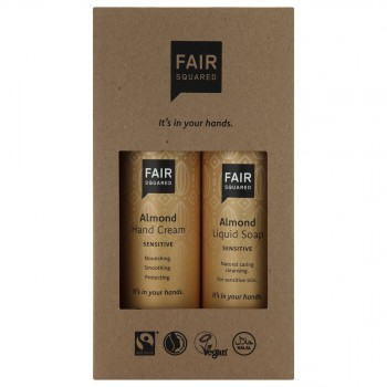 FAIR SQUARED Beauty Box Almond