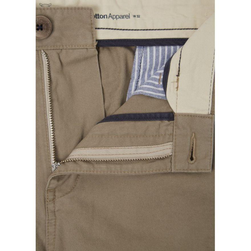 Cargo Shorts GOTS Light Feather Gray – Bild 2