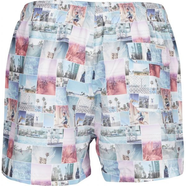 All over Printed Shorts GRS – Bild 2