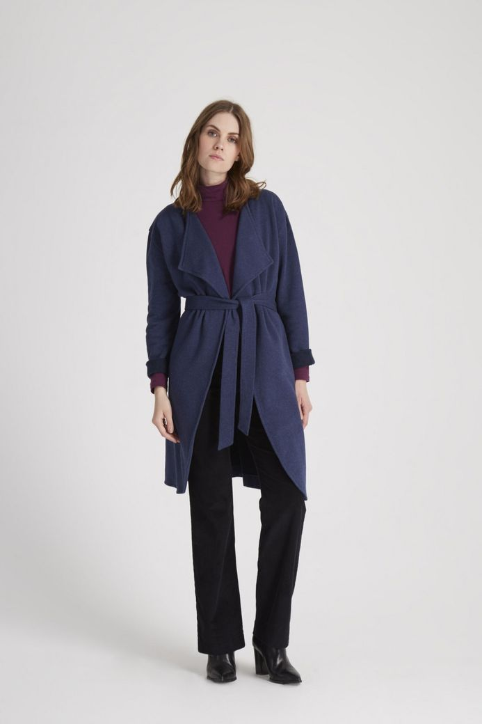 Raina Wrap Coat – Bild 4