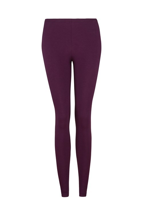 Leggings Plum