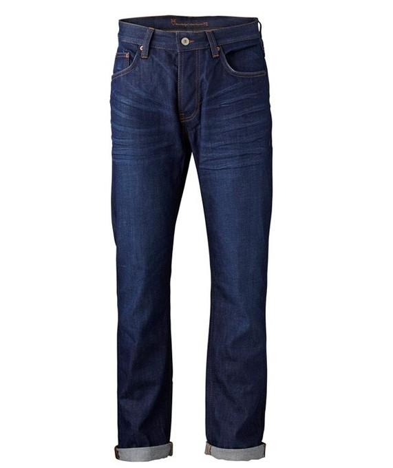 Normal Fit Jeans deepsea