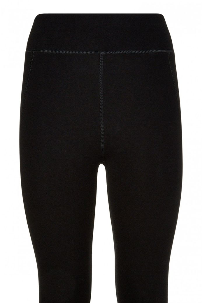 Yoga Leggings black – Bild 2