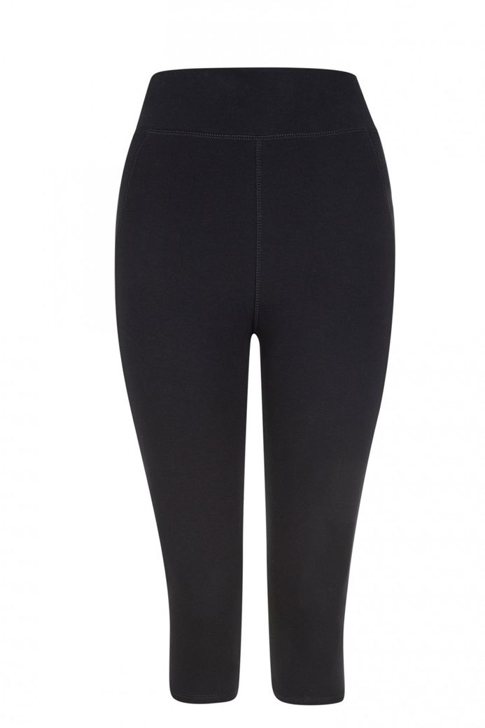 Yoga Cropped Leggings – Bild 1