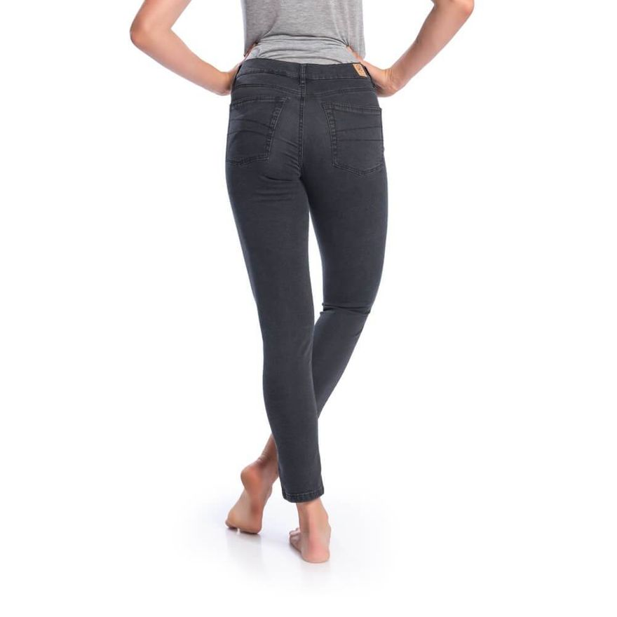 MAX FLEX LIGHT JEANS DAMEN GRAU – Bild 3