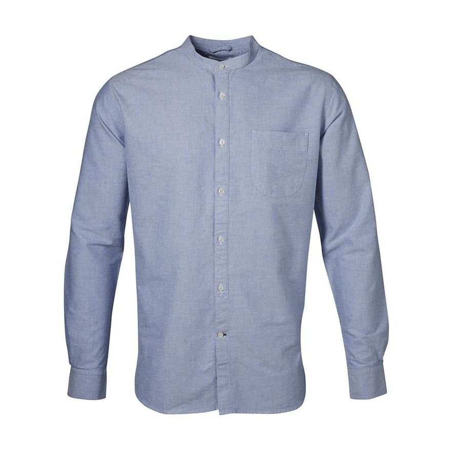 Stand Collar Shirt Limoges