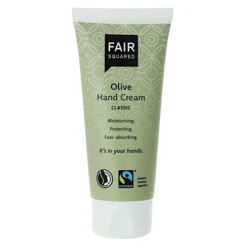 Hand Cream Natural Olive 100ml