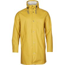 Long Rain Jacket Vegan Bamboo 001