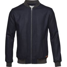Bomber Wool Jacket