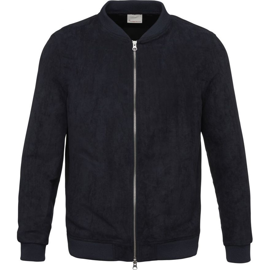 Suede Jacket GRS Total Eclipse