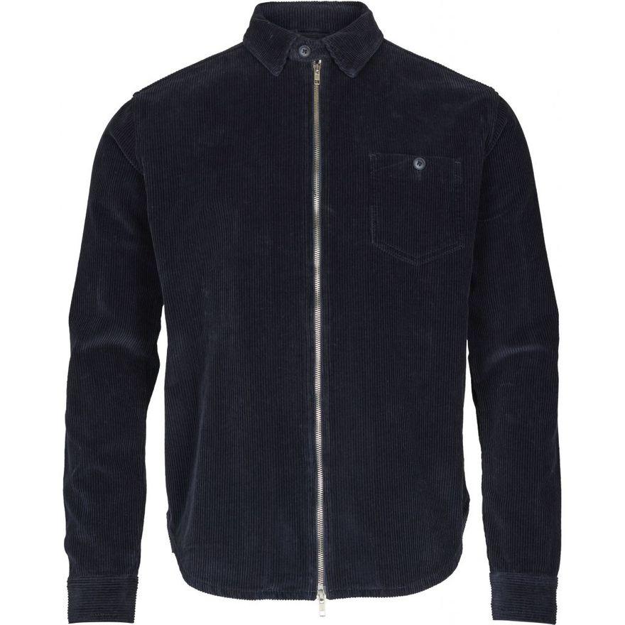 Cord shirt jacket 8 Wales - OCS Total Eclipse