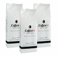 "3x Kaffeebohnen Caffeista ""Crema Bar"" Caffe Espresso, 1000 g"