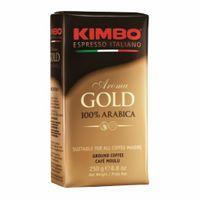"Kaffee gemahlen Kimbo Caffé ""Aorma Gold"" 100% Arabica, 250 g"