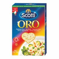 "Riso Scotti Reis ""Parboiled Oro"", 1000 g"