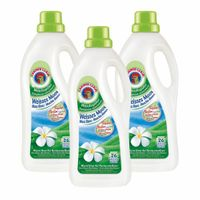 "3x Chante Clair Ammorbidente Muschio Bianco ""Weichspüler Weisses Moos"", 1560 ml"