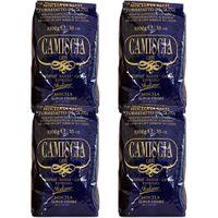 "4x Caffe Camiscia Miscela ""Super Crema"" Kaffeebohnen, 1000 g"