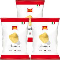 "3x San Carlo Chips ""Classica"", 180 g"