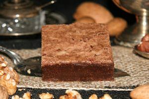 Brownie Pralinés Handgemacht Big-B 101 % Chocolate 8er Box, 100 g – Bild 2