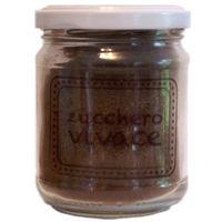 """Cioccolateria Vittoria Zucchero Vivace """"Zucker mit Kakao"""" aromatisierter Zucker, 150 g"""