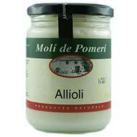 """Molí de Pomerí Allioli mit Olivenöl """"Aioli Knoblauchmayonnaise"""", 440 ml"""