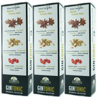 "3x La Barraca Gin Tonic Botanical Collection ""Spicy Citric"" 3 Uniqe Sensations, 3 Gewürzsorten"