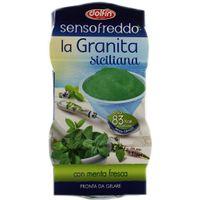 "Dolfin Sensofreddo menta ""La Granita Siciliana"" Minze, 2x 100 ml"