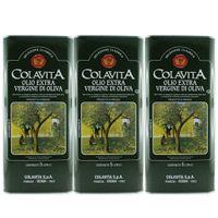 "3x Colavita Olivenöl Extra Vergine ""Extra natives Olivenöl"" Selezione Classica, 5000 ml"