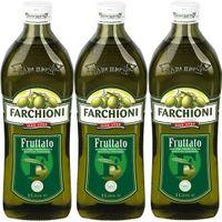 "3x Farchioni Olivenöl Extra Vergine ""Fruttato"", 1000 ml"