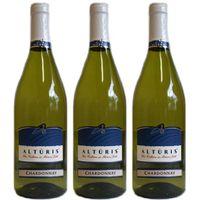 "3x Alturis IGT ""Chardonnay"", 750 ml"