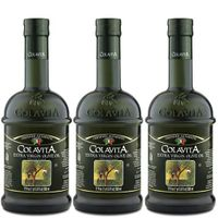 "3x Colavita Olivenöl Extra Vergine ""Extra natives Olivenöl"", 500 ml"
