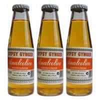 "3x Passarelli Bitterino ""Gypsy Gynger"" Gelb, 98 ml"