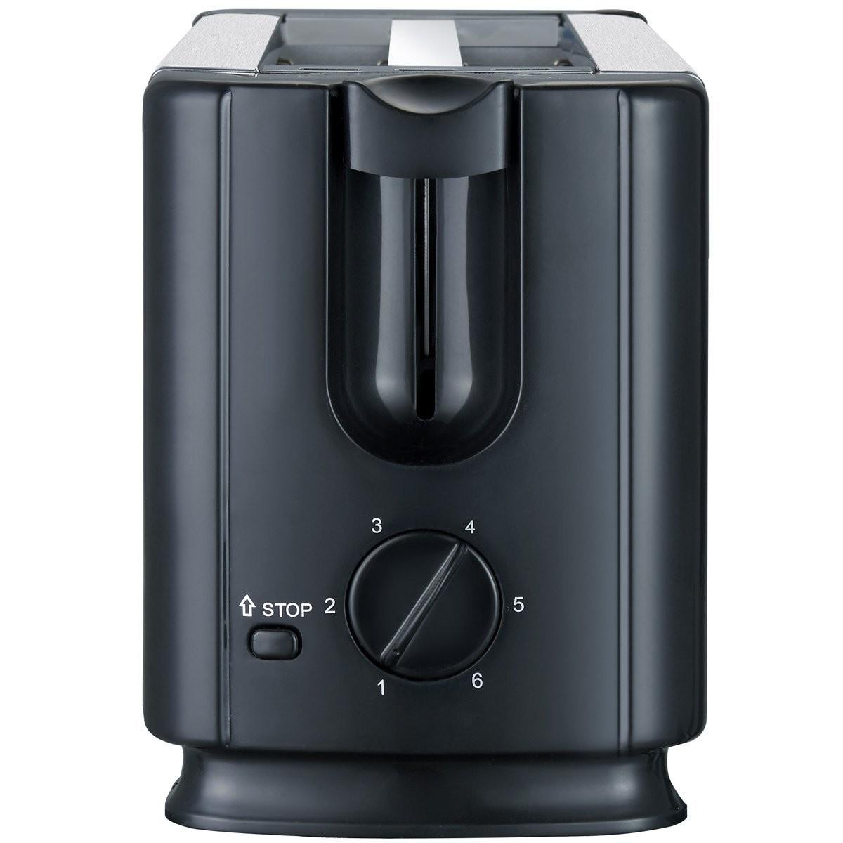 4 Scheiben-Toaster mit Brötchenaufsatz Melissa 16140127 – Bild 3