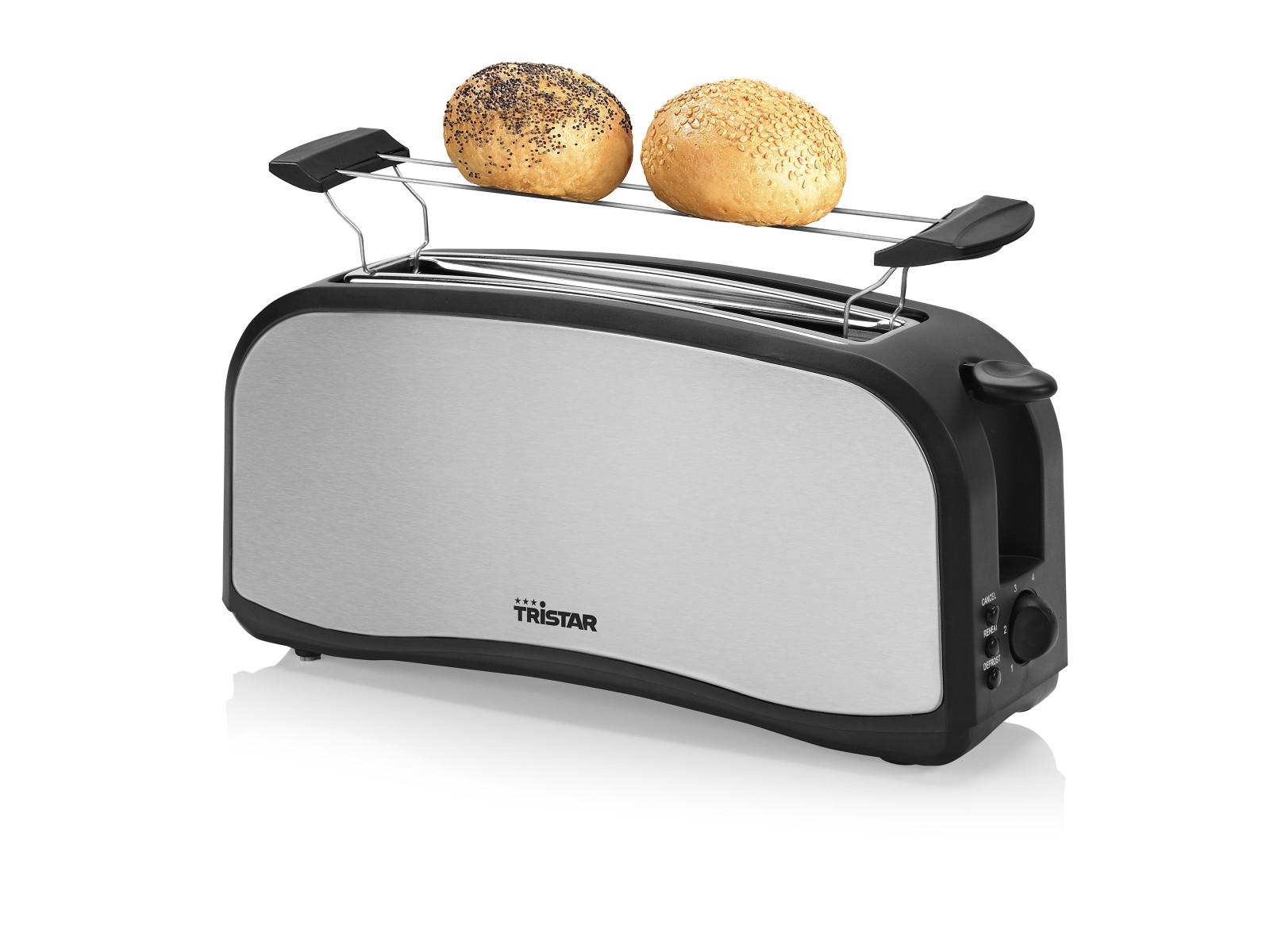 Langschlitz Toaster Tristar BR-2138 – Bild 1