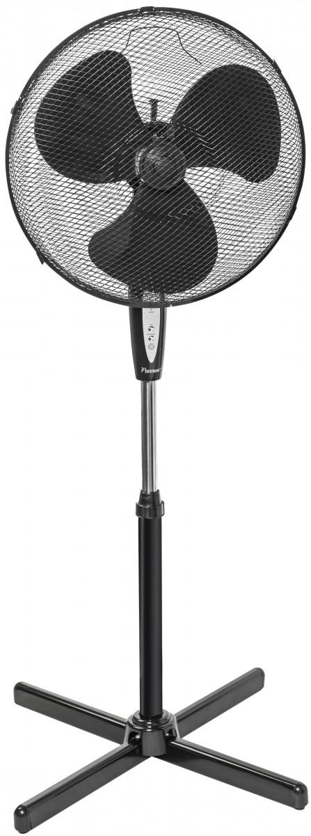 Standventilator mit Fernbedienung & Zeitschaltuhr Bestron ASV45ZR Ventilator – Bild 1