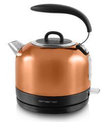 Wasserkocher kupfer-farben 2200 Watt Emerio WK-111081.1