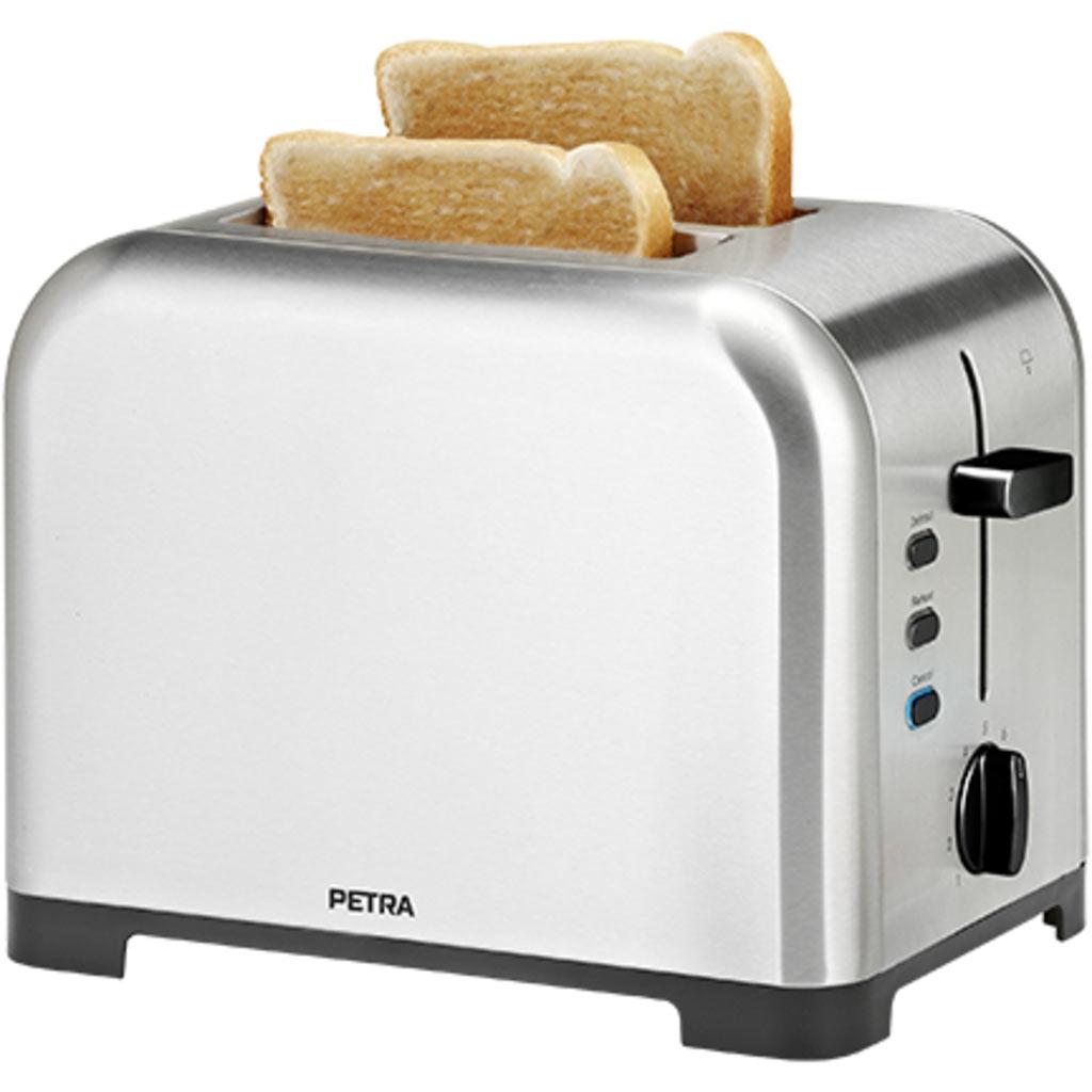 Edelstahl-Toaster Petra TA 54.35 – Bild 2
