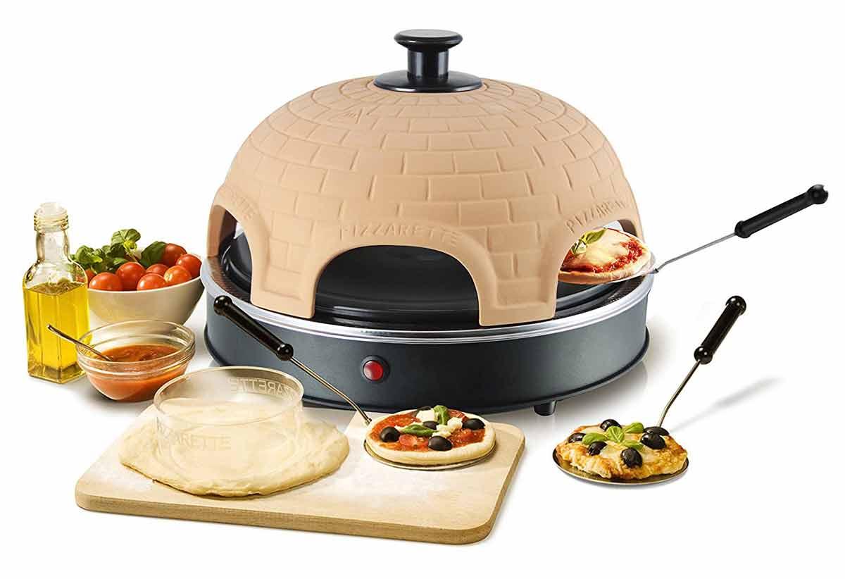 Pizzaofen Pizzarette Emerio PO-110450 – Bild 1