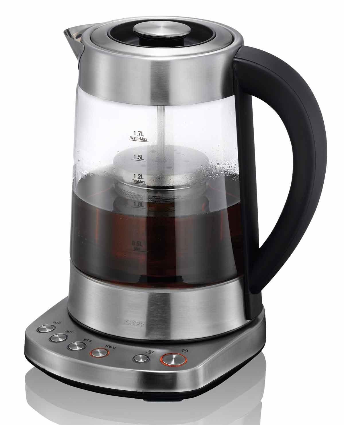 2 in 1 Wasserkocher und Teekocher KHAPP 15130003 – Bild 1