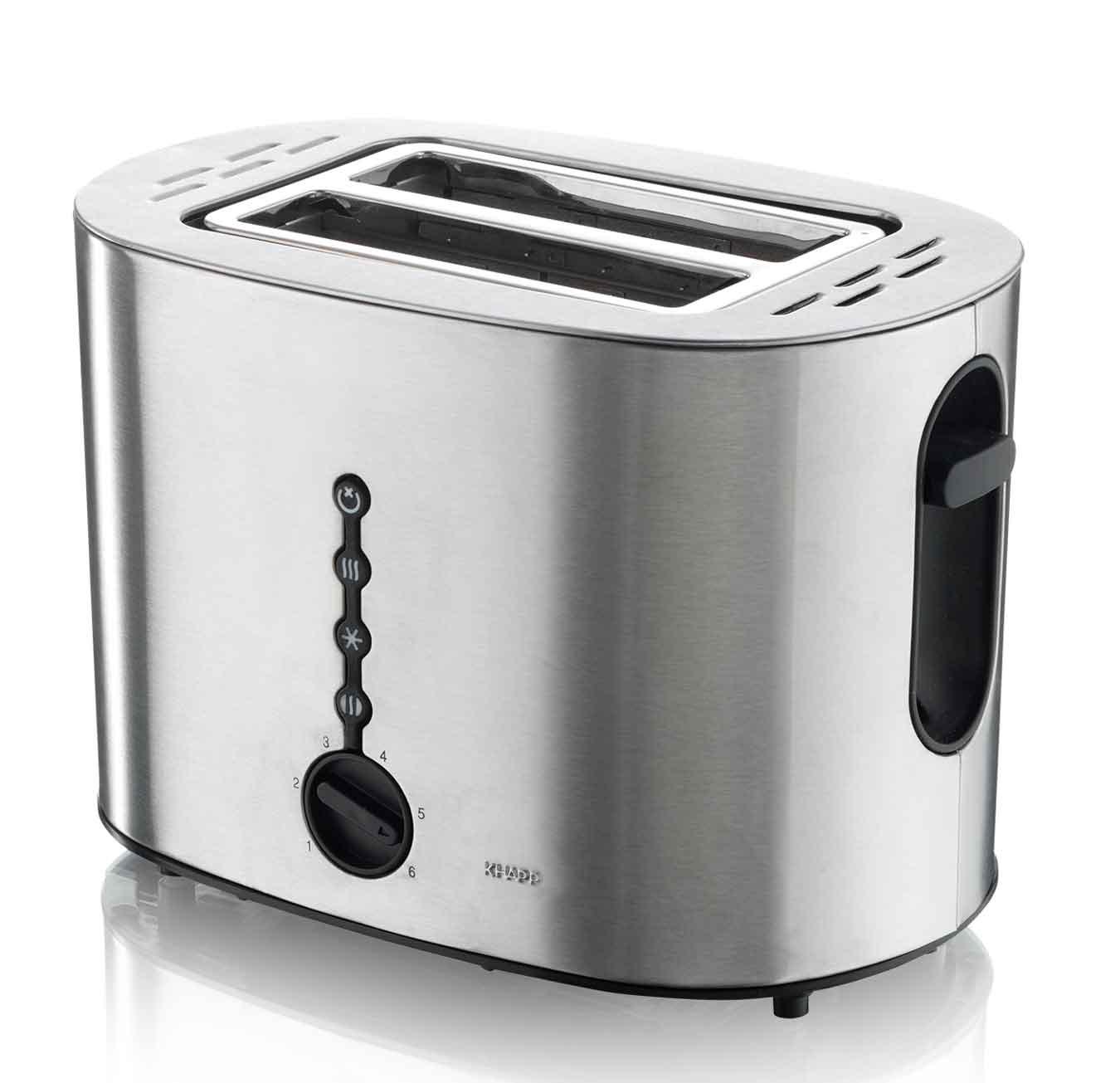 Edelstahl-Toaster KHAPP 15140004 – Bild 3