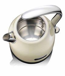 Retro-Design Wasserkocher KHAPP 15130008 creme-farben – Bild 2