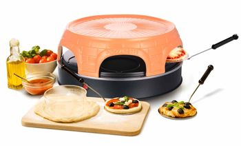 Pizzaofen Pizzarette Emerio PO-115848