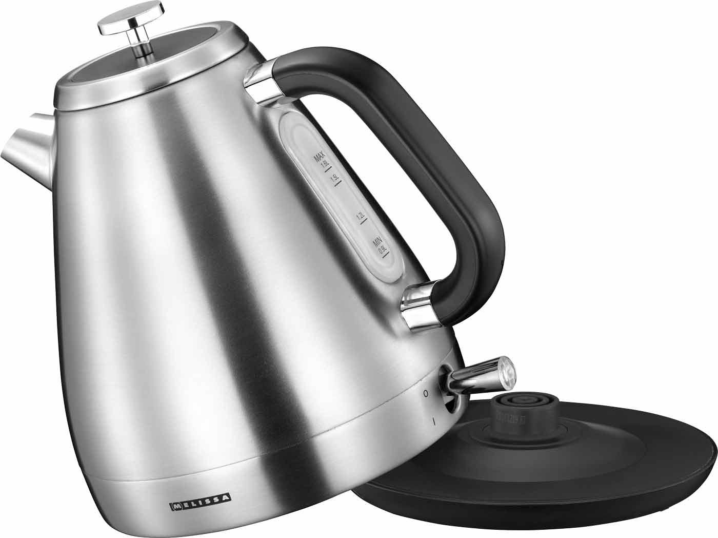 Melissa 16130276 Wasserkocher Retro Design der 50er Jahre 1,6 Liter – Bild 1